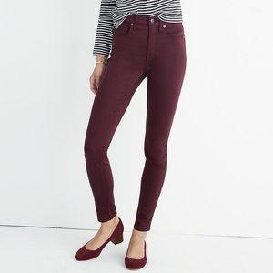 Madewell Skinny Skinny size 28